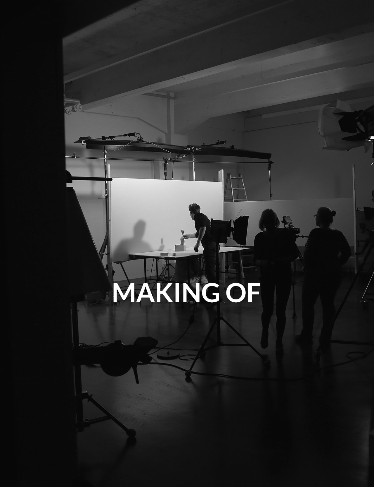 Watch Making Of